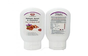 Walnut & Chandan Scrub
