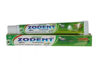 Zodent Toothpaste
