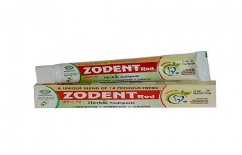 Zodent Red Toothpaste