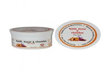 Haldi, Kesar & Chandan Face Pack